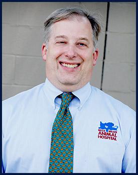 Joe Ed Conn Veterinarian Belle Meade Animal Hospital
