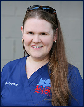Kendra Watkins Veterinarian Belle Meade Animal Hospital